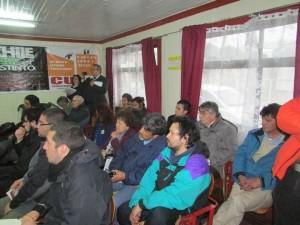 Valdivia escuchan