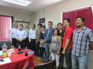 grupo unidad sindical estudiantil sin