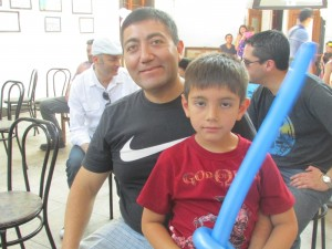 john con hijo