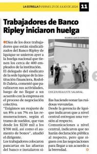 Baco Ripley Estrella de Iquique