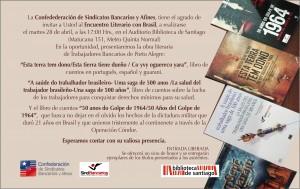 Invitación Libros