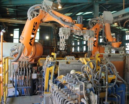 robotica en mineria