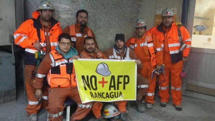 NO+AFP Rancagua