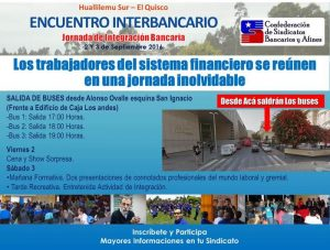 Encuentro Interbancario